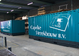 Container Capelse streekbouw